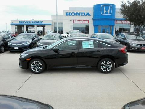 2017 Honda Civic for sale in Iowa City IA