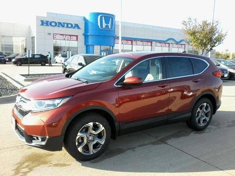2017 Honda CR-V for sale in Iowa City IA