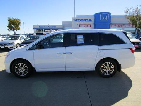 2013 Honda Odyssey for sale in Iowa City IA