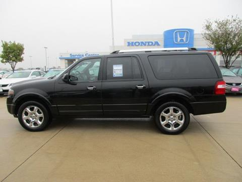 2013 Ford Expedition EL for sale in Iowa City, IA