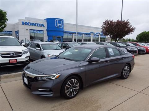 2018 Honda Accord Hybrid for sale in Iowa City, IA