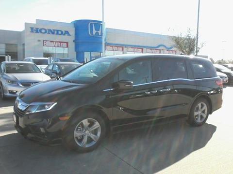 2018 Honda Odyssey for sale in Iowa City, IA