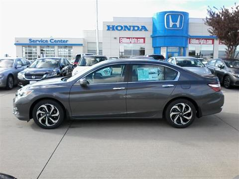 2017 Honda Accord for sale in Iowa City, IA