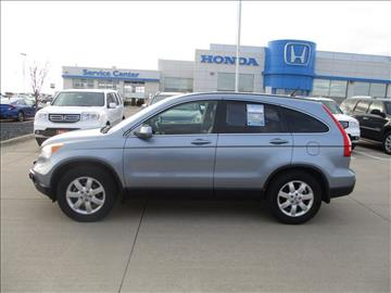2007 Honda CR-V for sale in Iowa City, IA