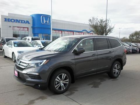 2017 Honda Pilot for sale in Iowa City IA