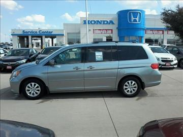 2008 Honda Odyssey for sale in Iowa City, IA