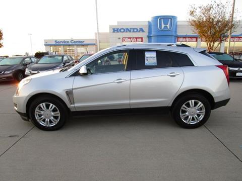 2015 Cadillac SRX for sale in Iowa City IA