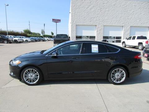 2015 Ford Fusion for sale in Iowa City, IA