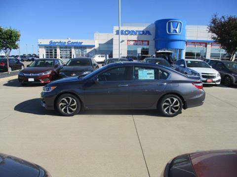 2017 Honda Accord for sale in Iowa City IA