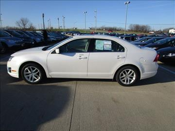 2010 Ford Fusion for sale in Iowa City, IA