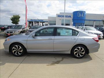 2016 Honda Accord for sale in Iowa City, IA