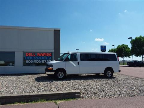 2018 Chevrolet Express Passenger for sale in Dell Rapids, SD