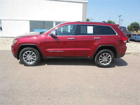 2015 Jeep Grand Cherokee for sale in Dell Rapids, SD
