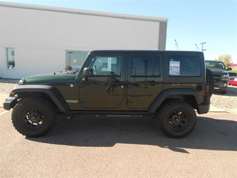 2011 Jeep Wrangler Unlimited for sale in Dell Rapids, SD