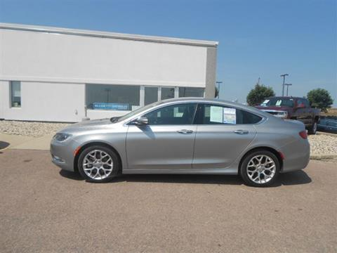 2015 Chrysler 200 for sale in Dell Rapids SD