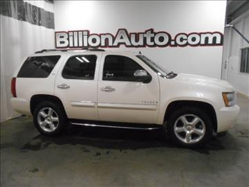 2008 Chevrolet Tahoe for sale in Dell Rapids, SD