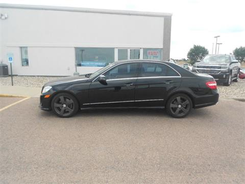 2010 Mercedes-Benz E-Class for sale in Dell Rapids, SD