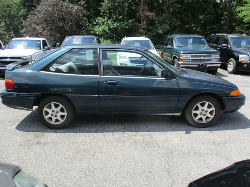 1996 ford escort lx chilton