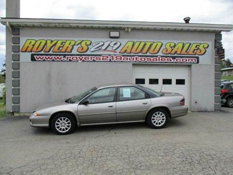 1997 Dodge Intrepid