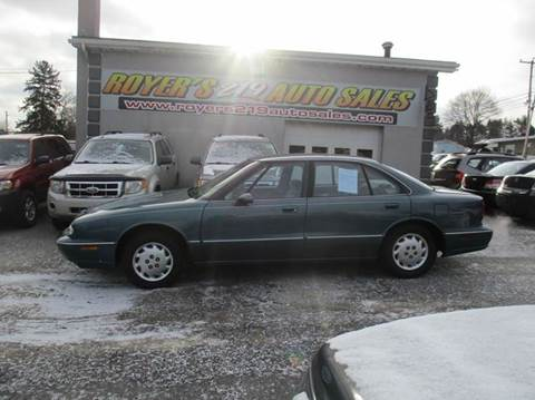 1998 Oldsmobile Eighty-Eight for sale in Dubois, PA