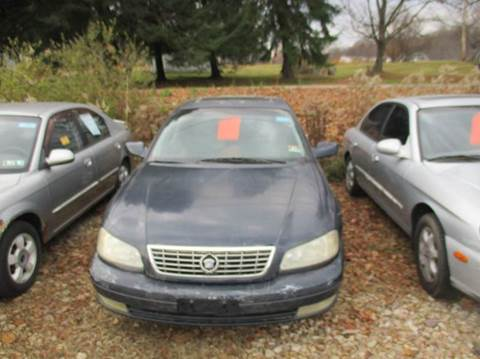 2000 Cadillac Catera for sale in Dubois, PA