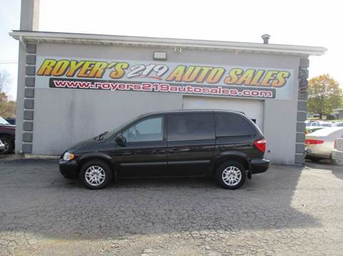 2006 Dodge Caravan for sale in Dubois, PA