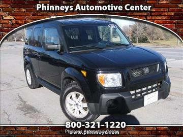 2006 Honda Element for sale in Clayton, NY