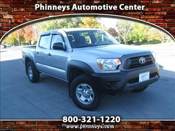2012 Toyota Tacoma for sale in Clayton, NY