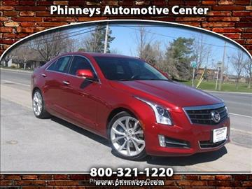 2014 Cadillac ATS for sale in Clayton, NY