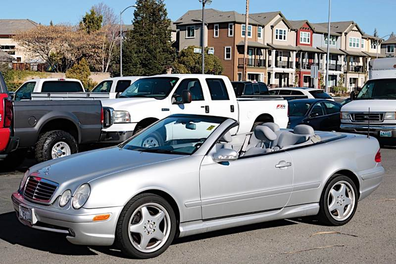2000 mercedes benz clk clk430 2dr convertible in livermore for Mercedes benz livermore