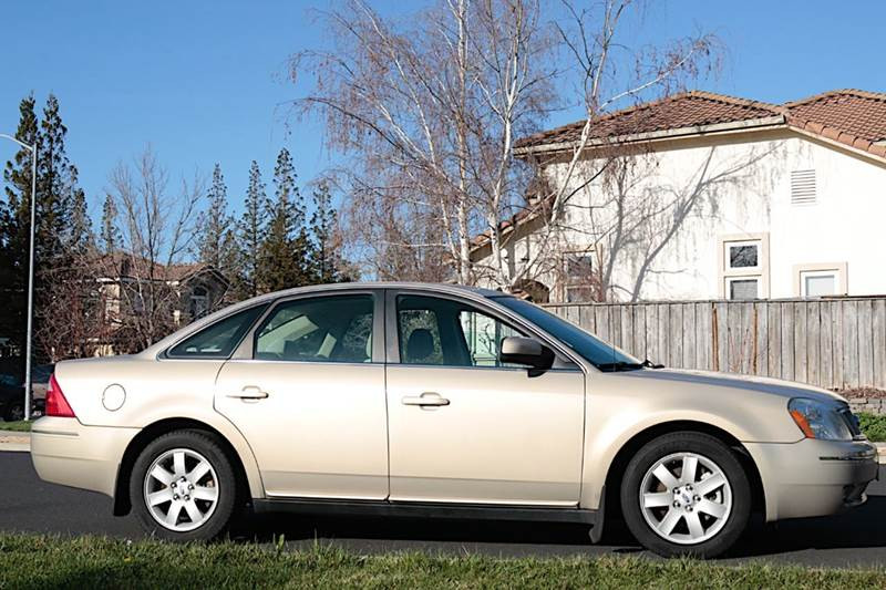 2007 ford five hundred sel 4dr sedan in livermore ca california diversified ventures. Black Bedroom Furniture Sets. Home Design Ideas