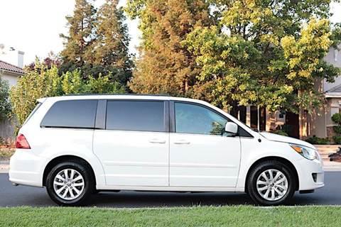 2012 Volkswagen Routan for sale in Livermore, CA