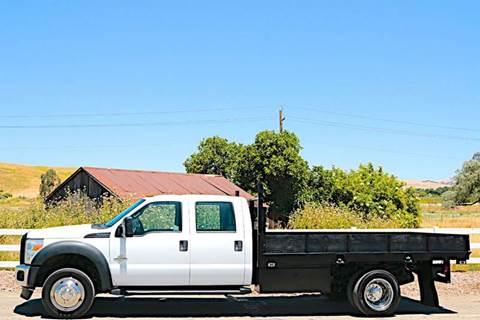2011 Ford F-550 for sale in Livermore, CA