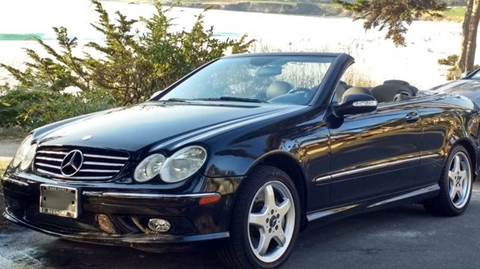 2004 Mercedes-Benz CLK for sale in Livermore, CA