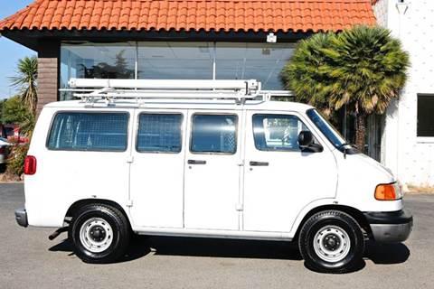 1998 Dodge Ram Van for sale in Livermore, CA