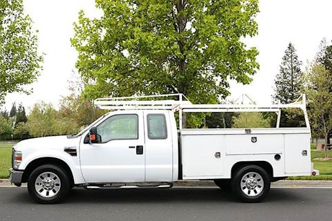 2008 Ford F-350 Super Duty for sale in Livermore, CA