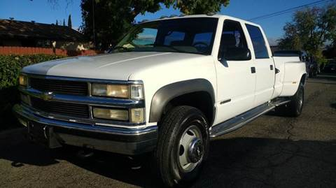 1998 Chevrolet C/K 3500 Series for sale in Livermore, CA