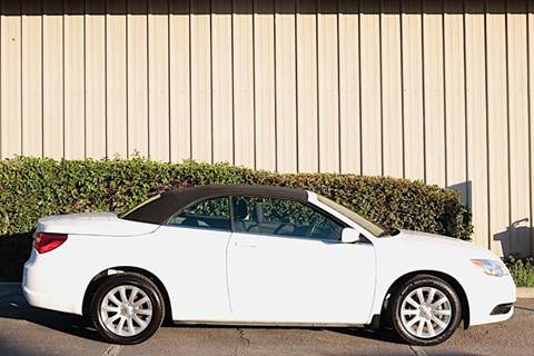2012 Chrysler 200 Convertible for sale in Livermore, CA