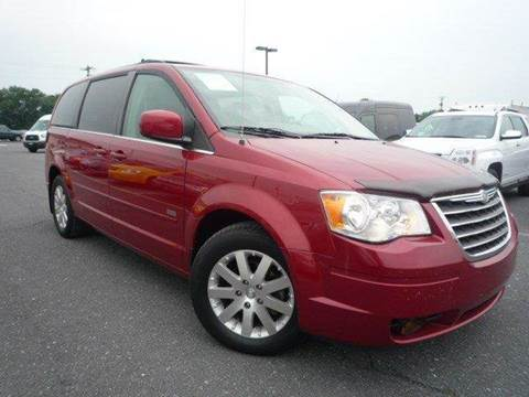 2008 Chrysler Town and Country for sale in Williamsport, PA