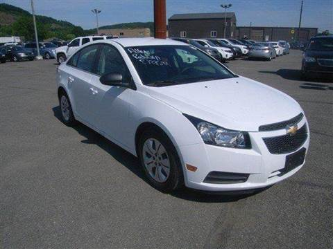 2012 Chevrolet Cruze for sale in Williamsport, PA
