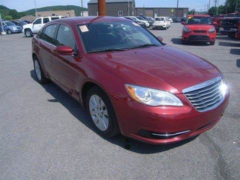 2013 Chrysler 200 for sale in Williamsport, PA
