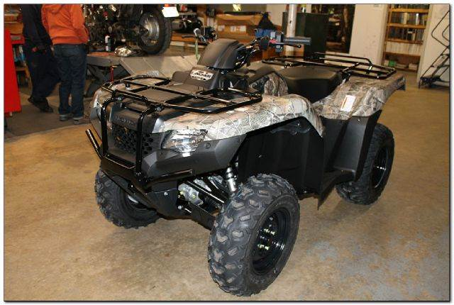2015 Honda Rancher IRS Automatic