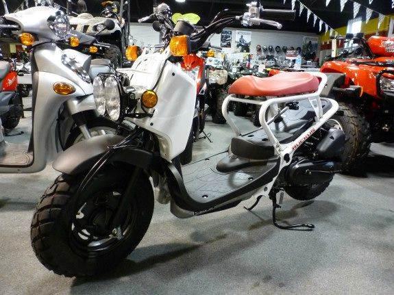 2012 Honda NPS50C