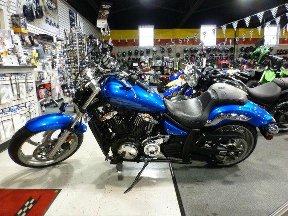 2011 Yamaha XVS13CAL