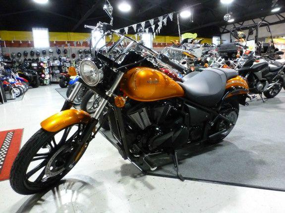 2012 Kawasaki VN900CCFA