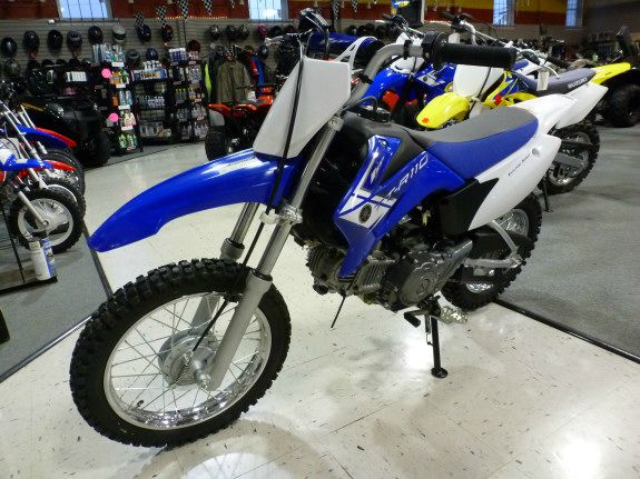 2013 Yamaha TTR110ED
