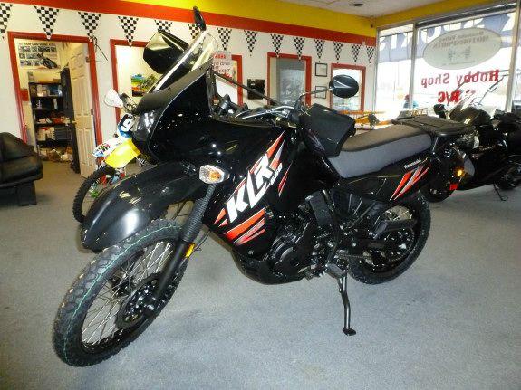 2013 Kawasaki KL650EDF