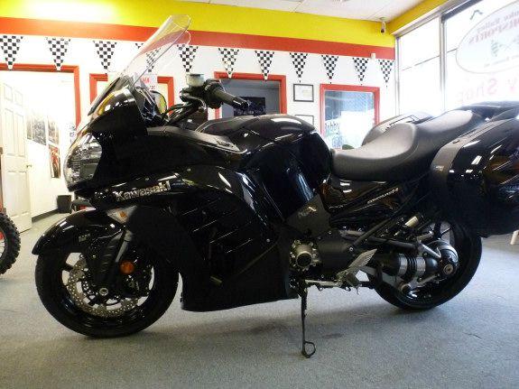 2012 Kawasaki ZG1400CCF