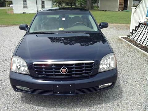 2004 Cadillac DeVille for sale in Roanoke Rapids, NC