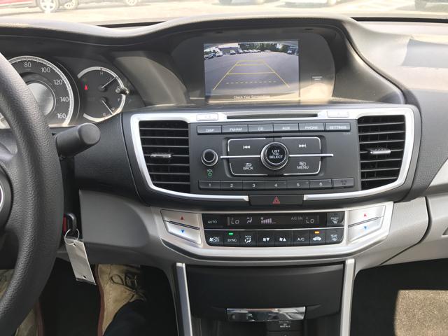 2014 Honda Accord LX 4dr Sedan CVT - Nashville TN
